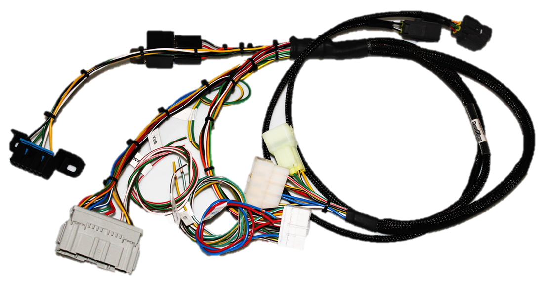 bwe products : wiring harness for honda civic / crx ee ef ed with honda  k20/k24 engine swap