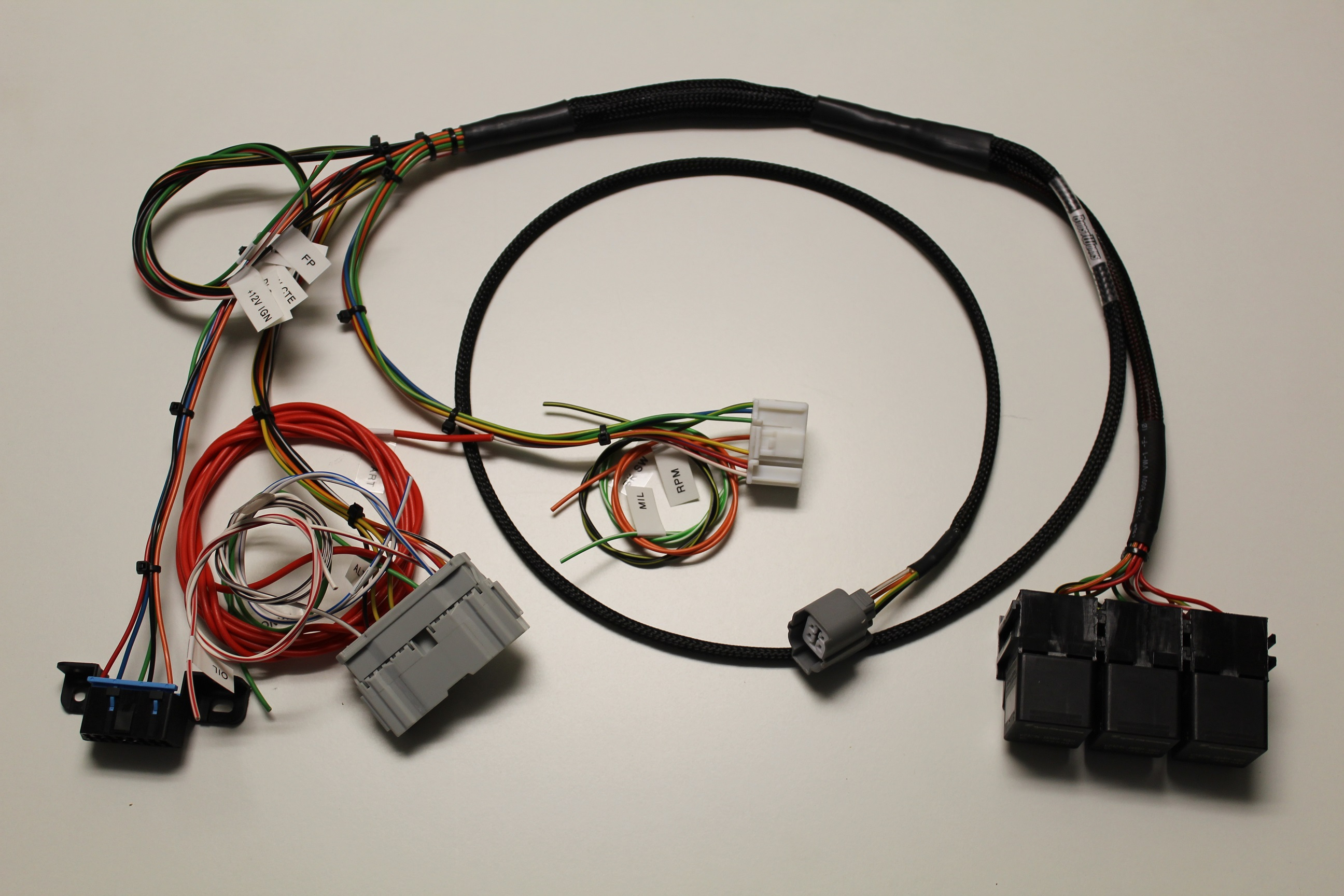 Wiring Harness Conversions - Wiring Diagram Features